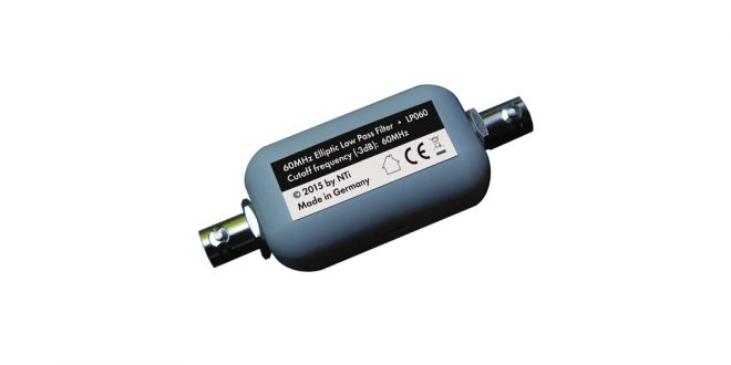 Low Pass Filter LP60 LP060 Tiefpassfilter