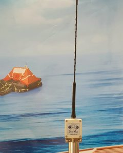 Boni-Whip Marine Aktivantenne  Boot Düsseldorf