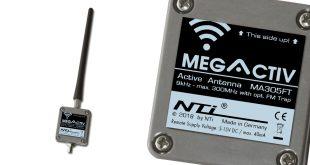 Megactiv MA305FT wideband Aktivantenne