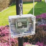 Wetterschutzgehäuse für MegaLoop und MegaDipol