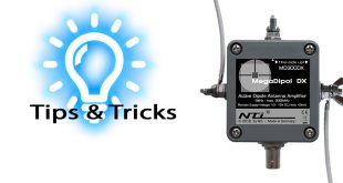Tips and Tricks MegaDipol MD300DX