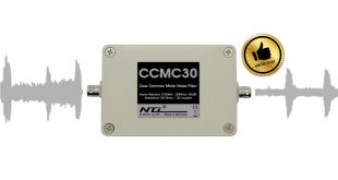 CCMC 30 Coax Common Mode Noise Filter WRTH2020