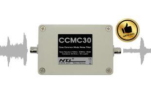 CCMC 30 Coax Common Mode Noise Filter WRTH2020