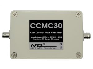 CCMC30 Coax Common Mode Noise Filter