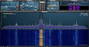 SDRplay RSPduo Antennentest von Bonito