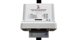 Ein 144 MHz (2 Meter) UKW-Vorverstärker mit innovativem Design. JGHiTechnology