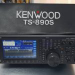 Kenwood TS-890S DX Cover bei Bonito