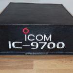 DX Covers - die premium Staubschutzhaube für Ihren ICOM IC-9700