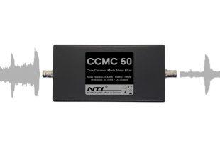 CCMC 50 Coax Common Mode Noise Filter