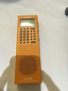 Tecsun Pl-368 Orange