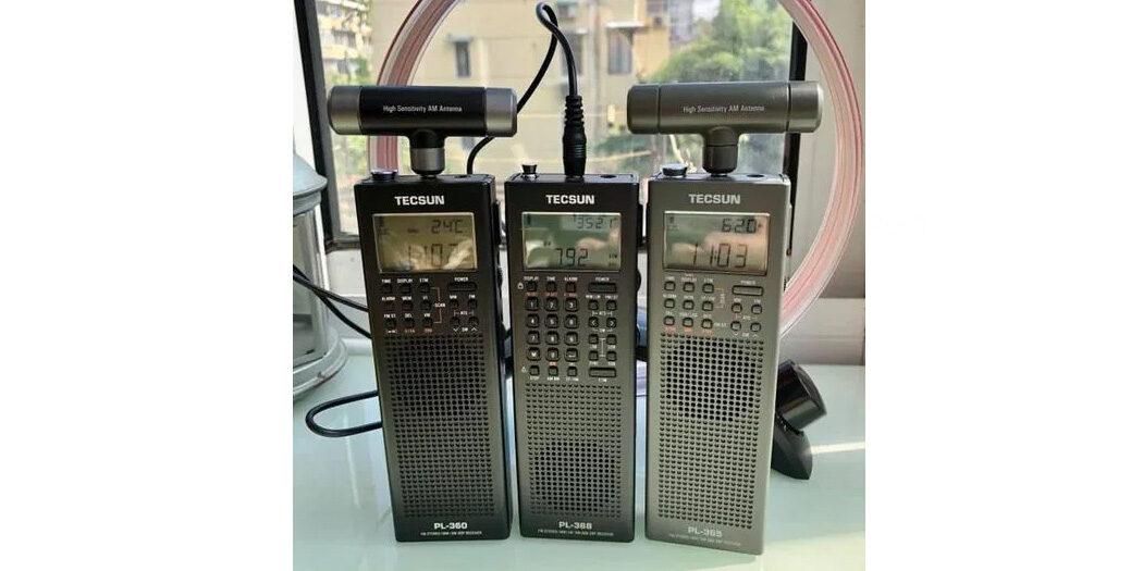 Tecsun PL-368 Weltempfänger Ausstattung