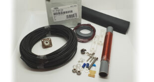 End Fed Multiband Antenne DIY-KIT für 10-15-20-40-80m 300Watt