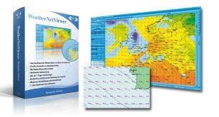 WeatherNetViewer Wettersoftware