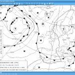 WeatherInfoViewer Wetterfaxkarte