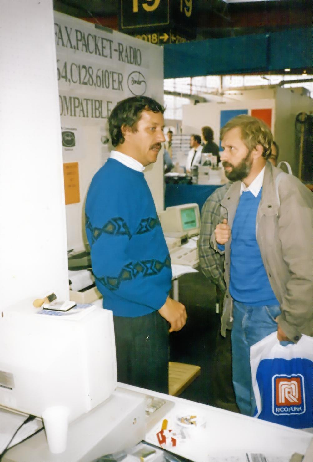 Bonito Wilfried Parton Interrradio 89