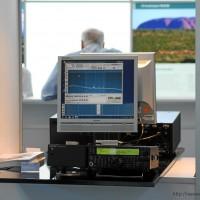 Hamradio 2015 Friedrichshafen Kenwood und Radiojet