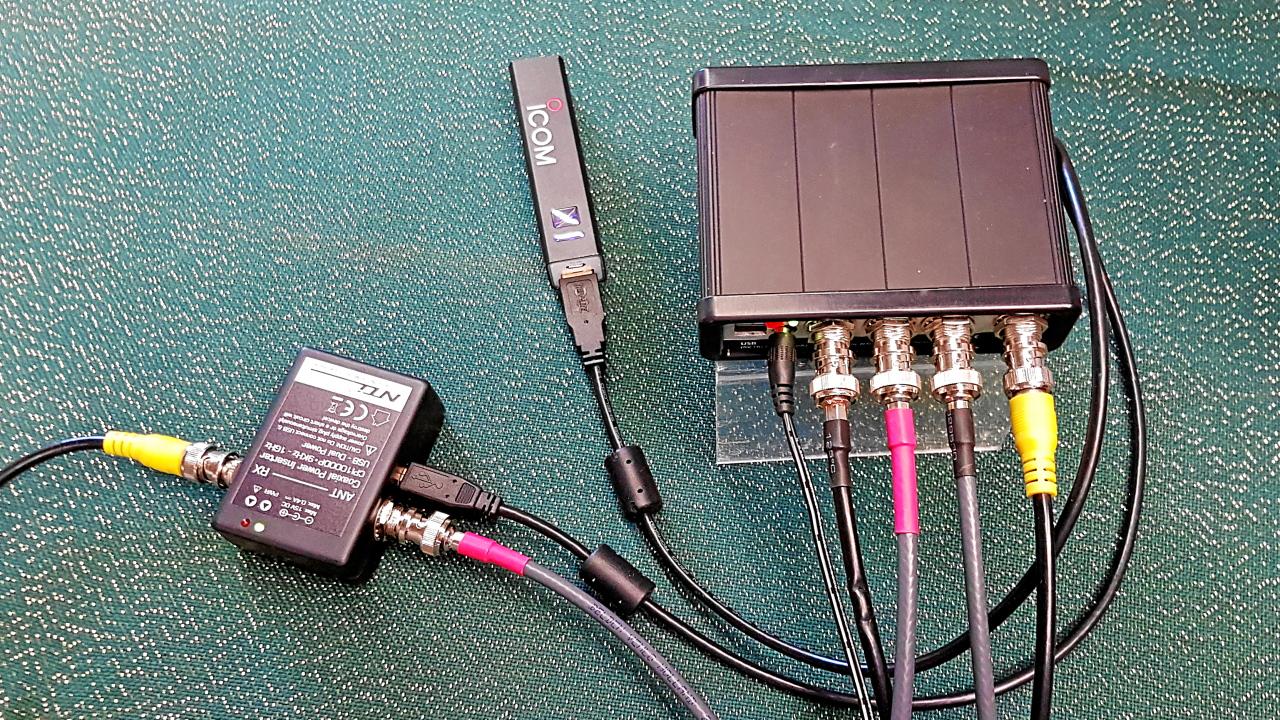 AntennaJet AAS 300 mit MegaLoop ML052