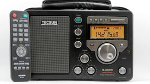 Tecsun S-8800e world band receiver available from Bonito