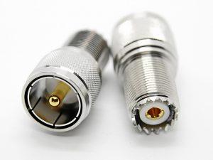 UHF PL259 Schnellstecker Qucik connector