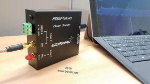 SDRPlay RSPDuo Anschlüsse