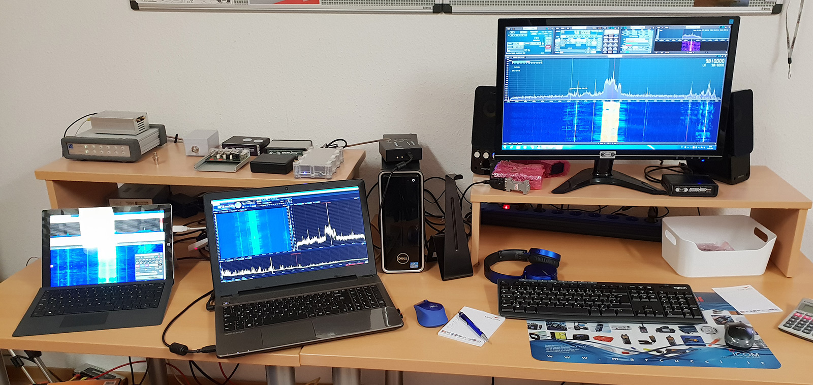 SDRPlay RSPduo – Antenna test | Bonito Newsroom