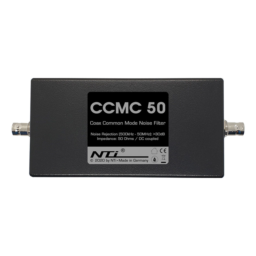 CCMC50 Coax Common Mode Noise Filter